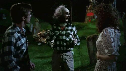 spinning beetlejuice halloween tim burton alec baldwin ...