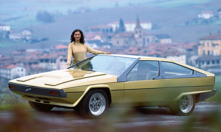 Jaguar Ascot by Bertone