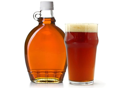 Maple Scotch Ale Beer Recipe (Partial Mash & All-Grain) | E. C. Kraus