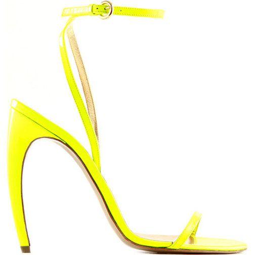Walter Steiger neon sandal - ahhhh I love