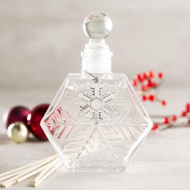 Enjoy the smell of the season with our Christmas Reed Diffuser. Freshen up any space and give it a festive scent.