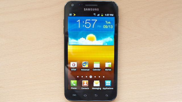 The speed demon: hands-on with the Samsung Galaxy S II