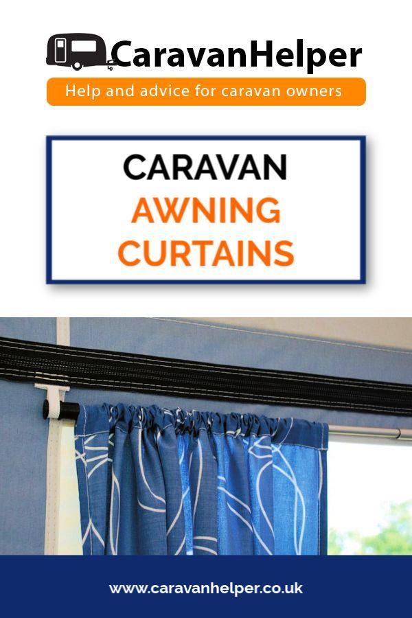 Caravan Awning Curtains