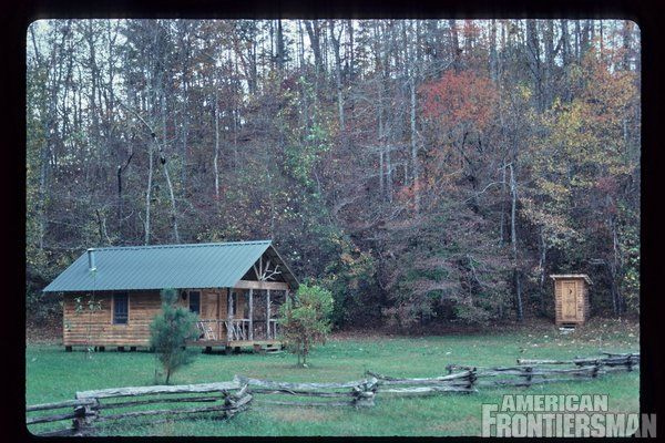 105 best images about american frontiersman magazine on for Cabins near mount magazine
