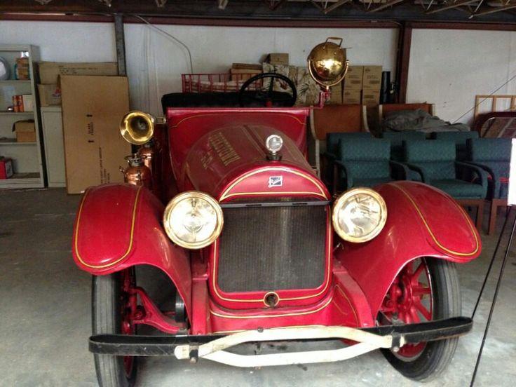 1923 chiefs car