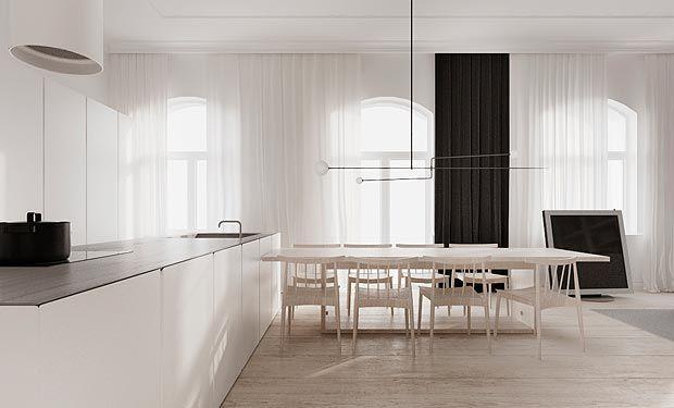 tamizo architects group flat interior design piotrkow trybunalski.