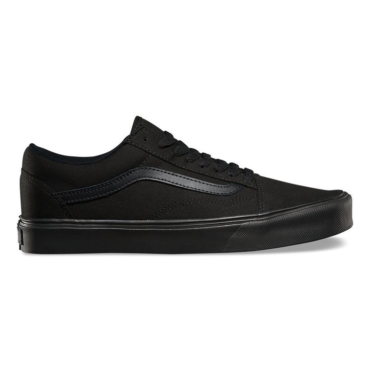 Zapatos negros Vans ISO para mujer 6izMr6A