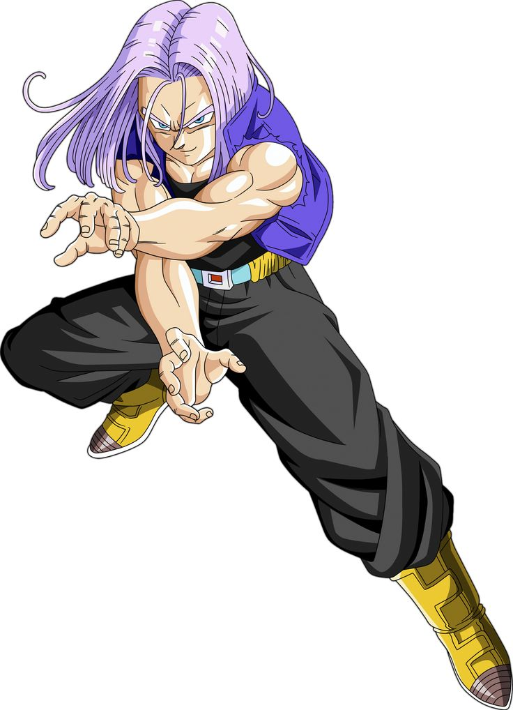 247 best images about Trunks DBZ on Pinterest | The future ...