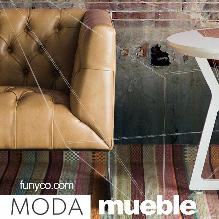 Dos palabras que no pueden vivir la una sin la otra: MODA & MUEBLE.  Vamos despertar todos los sentidos y las mejores historias de la estética para diseñar tu nuevo espacio.  Espera a ver el LOOK de Fun&Co. en la semana de la MODA en Medellín. funyco#colombiamoda2015