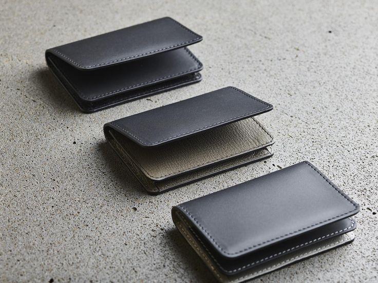 Jean Rousseau Expandable Card Holder