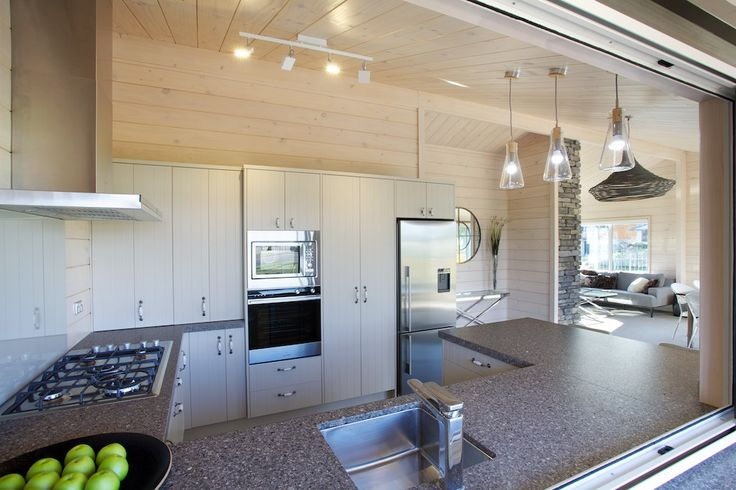 Lockwood Taupo show home in The Stewart. Great small home plan