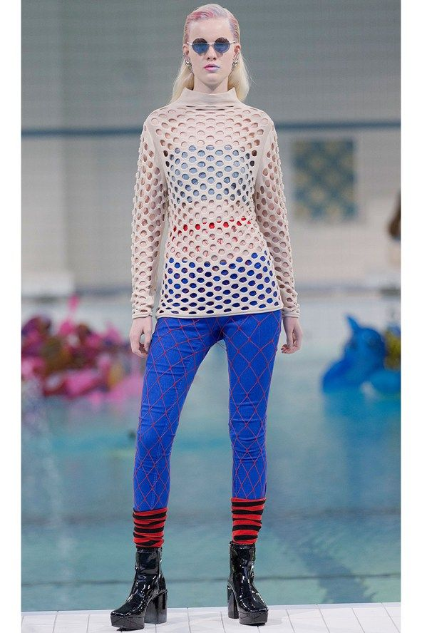 Cheap Monday - ready to wear  Spring summer 2015 NYFW