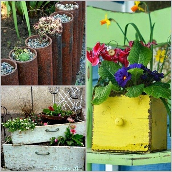 Dobd fel a kerted mutatós virágládákkal!