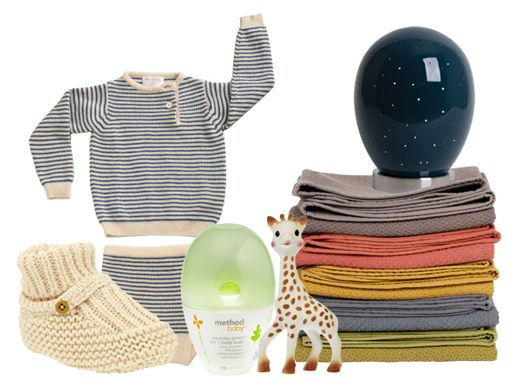 Favorite gifts to take to a Baby Shower.