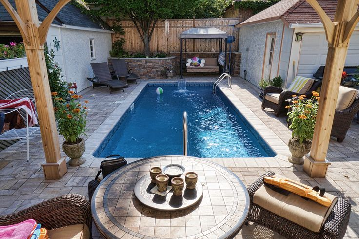 7 best Pool Water Features images on Pinterest   Pool ...