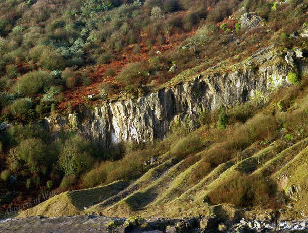 Pwlldu quarry, Gower