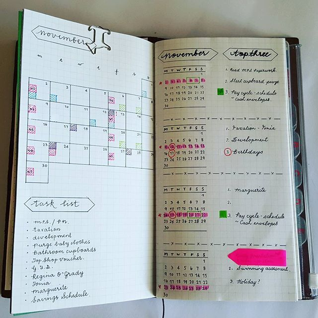 """{Day 5} #planwithmechallenge Priorities. This one I am going to thank…"