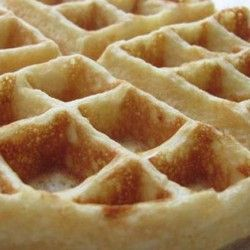 The Best Ever Waffles