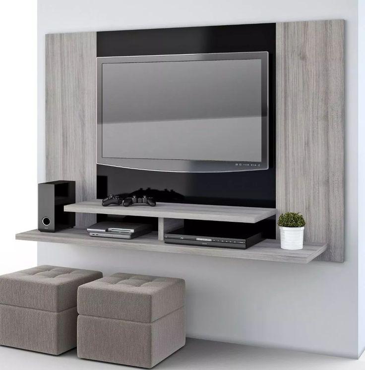Tv möbel wandpaneel  Die besten 25+ Tv rack design Ideen auf Pinterest | schwebendes TV ...