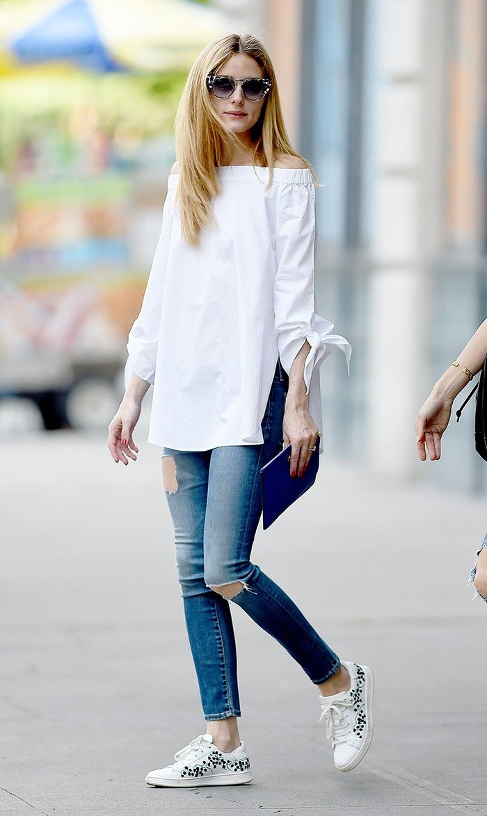 You Can Get Olivia Palermo's Style With Just One Item via @WhoWhatWear