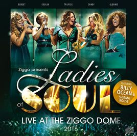 Live at the Ziggodome 2016 by Ladies of Soul on Apple Music