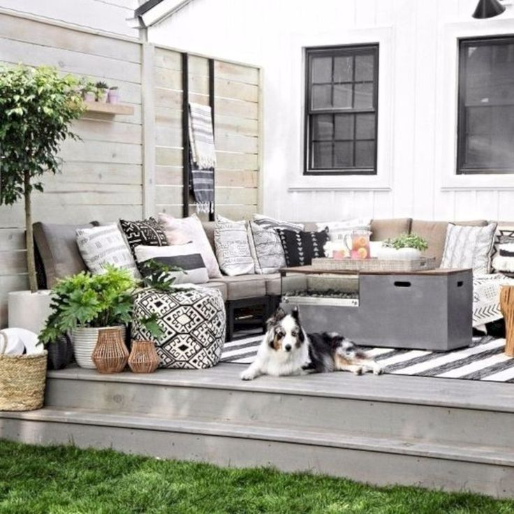 Superior Adorn Your Outdoor Space With These 16 Porch Furniture Ideas 8 Pictures