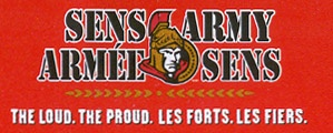 Sens Army - count me in !!!