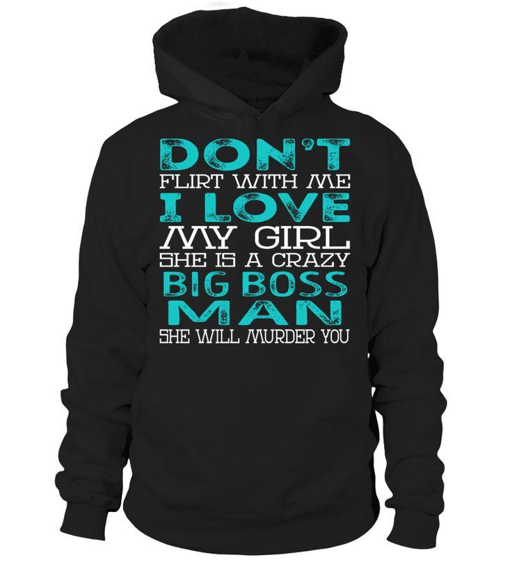 Big Boss Man - Crazy Girl #BigBossMan