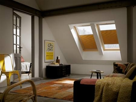 Make sure you get a decent lie in by fitting the right #blinds on your #VELUX #skylights.