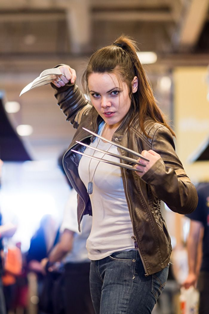 Rule 63 Wolverine Cosplay by LaraDrake-Cosplay on deviantART, photo by Dream Arts