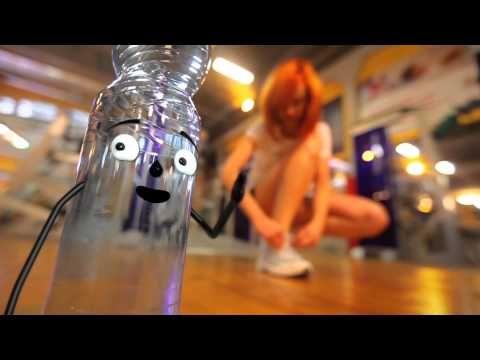 Drugie życie butelki PETulki - YouTube