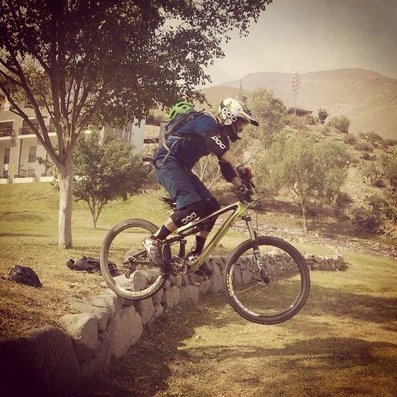 Enduro en la Cantuta #mtb #specialized #bike
