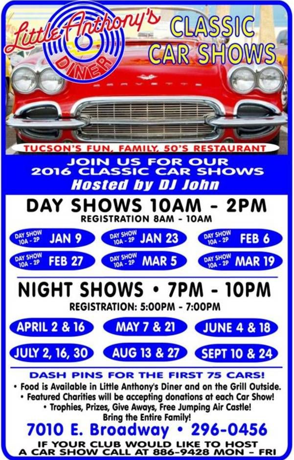 Little Anthony Car Show