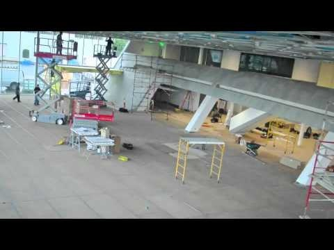 Time Lapse Of Audi Pacific Largest Audi Showroom In The U
