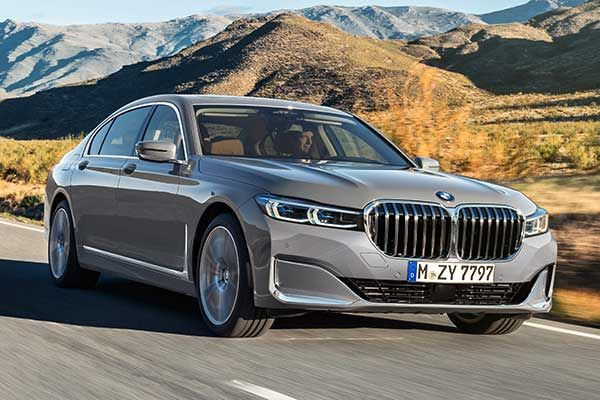 2020 Bmw 7 Series Review Autotrader In 2020 Bmw Bmw 7 Series Bmw Series