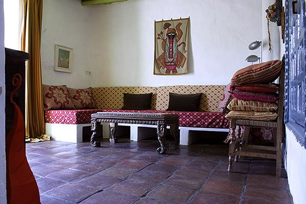 Casa Verde Tv and Music Room