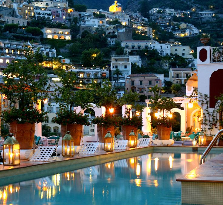 Le Sirenuse, Amalfi Coast ~ My Perfect Honeymoon