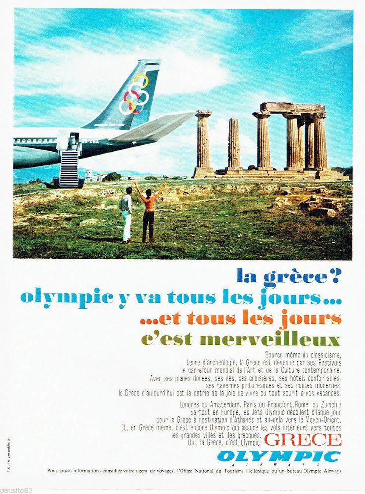 Olympic Airways 1967