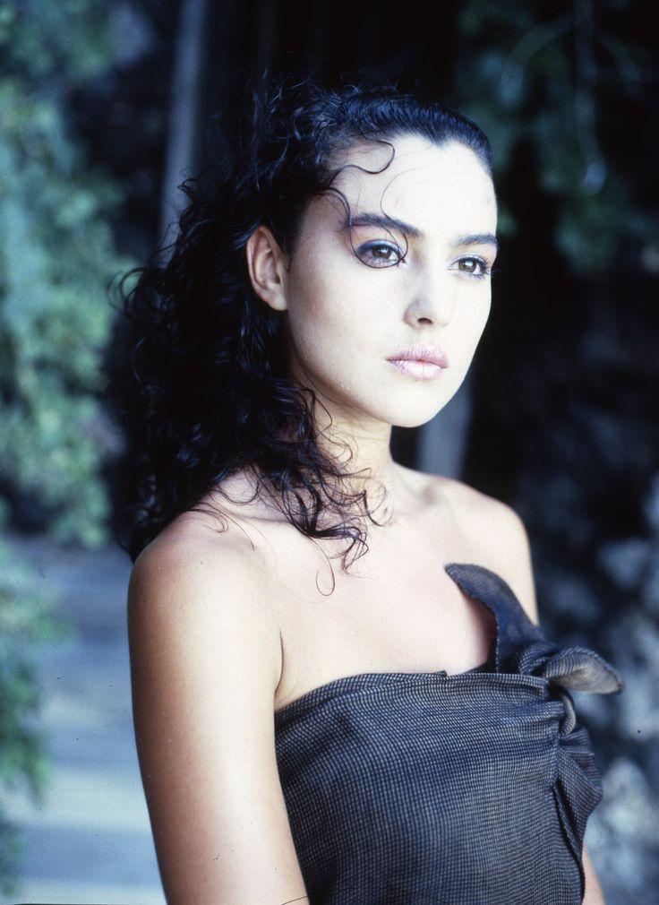 PHOTO PEO ARMELLINO  Monica Bellucci 1987