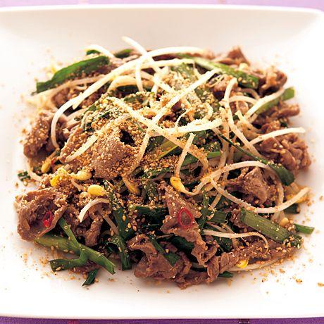 牛肉と豆もやしのプルコギ by村田裕子さんの料理レシピ - レタスクラブニュース
