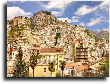 Nicosia, Enna, Sicily, Italy