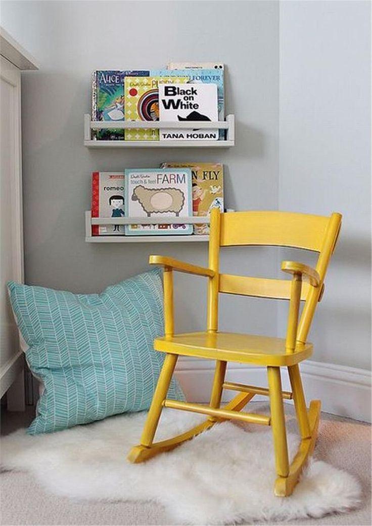 Deco: Παιδικά δωμάτια με κίτρινες πινελιές - Imommy