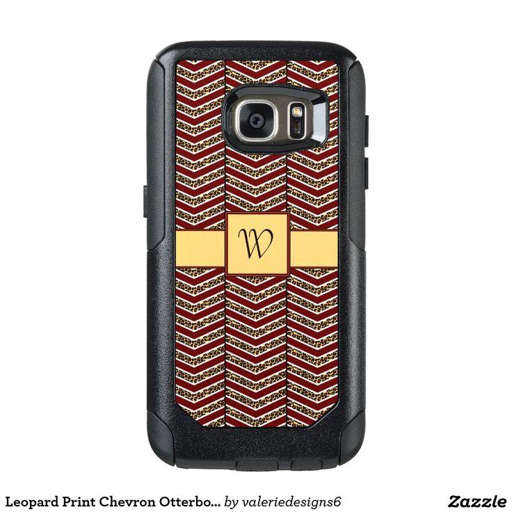 Leopard Print Chevron Otterbox Phone Case