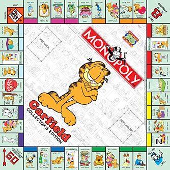 Garfield 25th Anniversary Edition - Monopoly Wiki