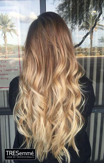 Balayage Ondas Naturales – Wavy Hair #TRESemméPerú