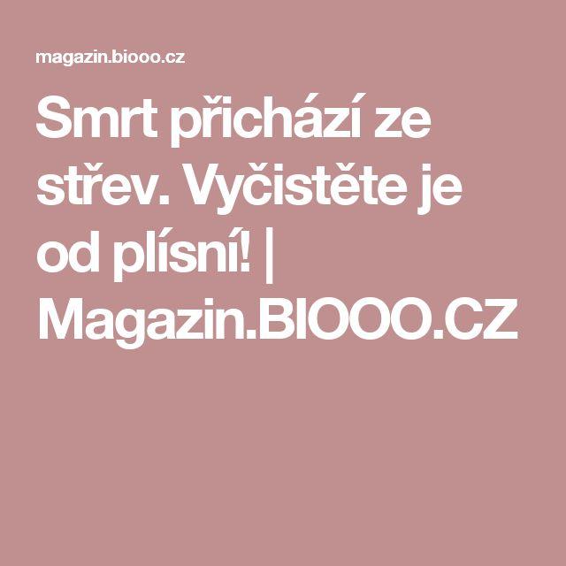 Smrt přichází ze střev. Vyčistěte je od plísní! | Magazin.BIOOO.CZ