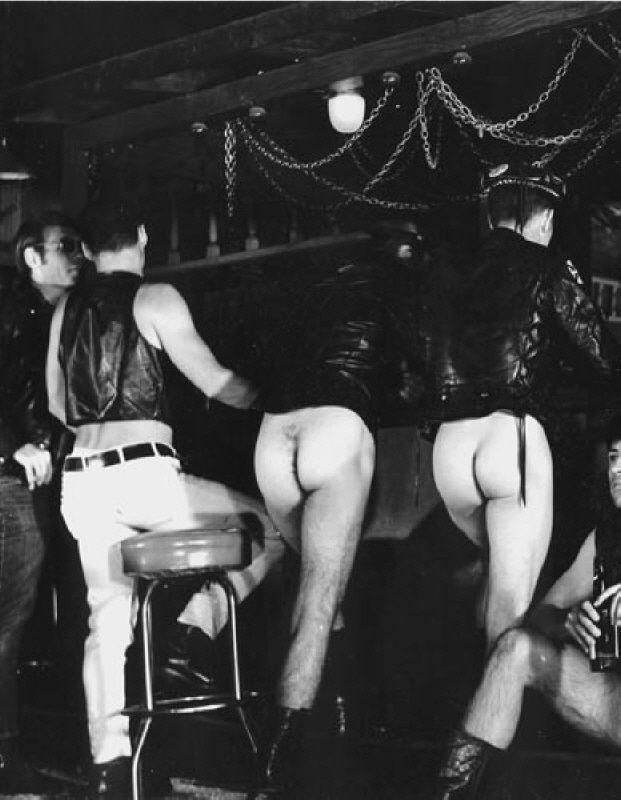 Gay Leather Bar 21
