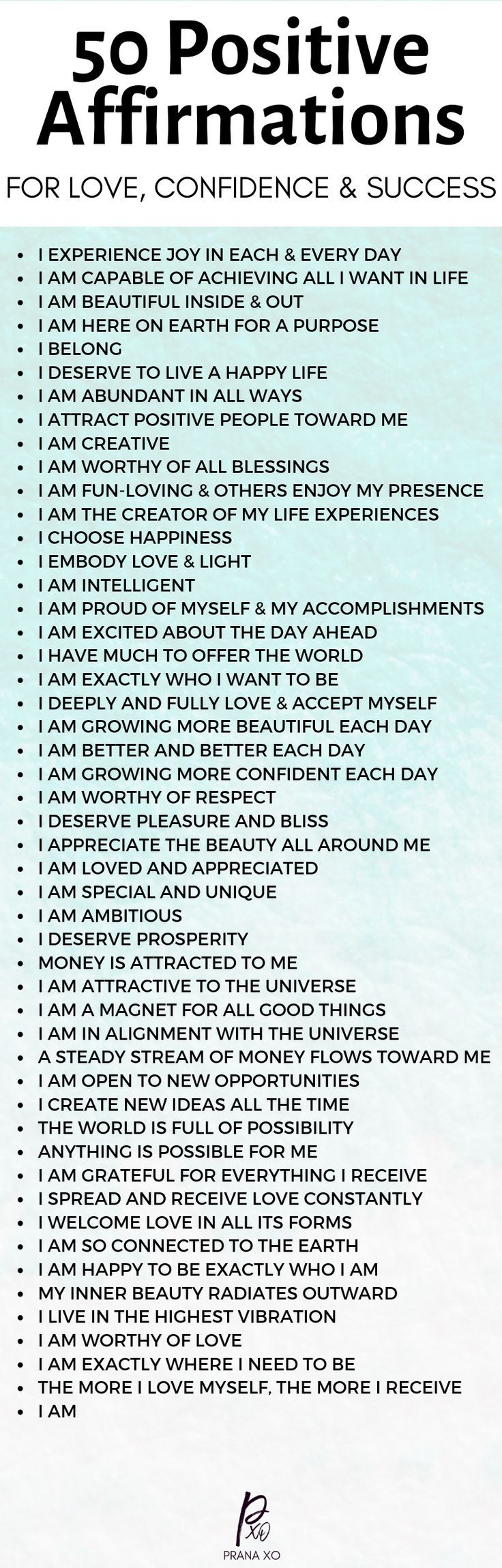 WOW these positive affirmations for manifesting ab…