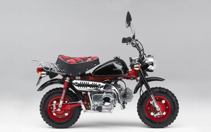 "Honda Z50 Monkey ""40th Anniversary Special"" '2006–07"