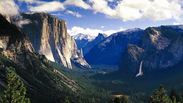 Ken Burns shares secrets of Yosemite National Park